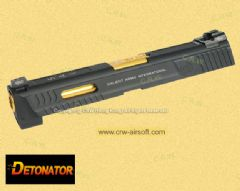 Detonator Salient Arms 4.25inch Slide Set for WE M&P9 GBB